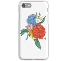 Floral iPhone Case/Skin
