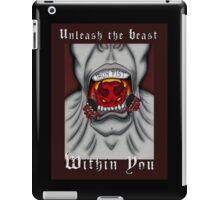 Inner Beast iPad Case/Skin