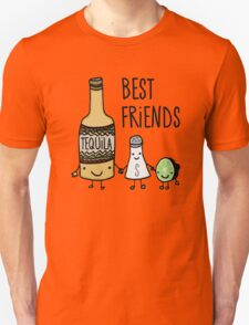 Tequila - Best Friends Unisex T-Shirt