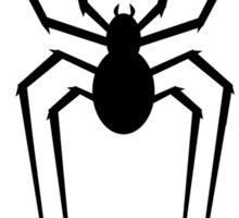 An Original Spider-Man Logo Sticker