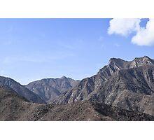 Anza-Borrego Desert State Park, California Photographic Print