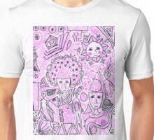 doodles in marker Unisex T-Shirt