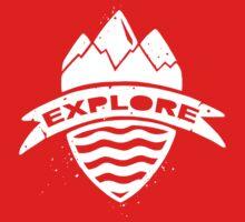 Explore One Piece - Short Sleeve