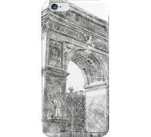 Washington Square iPhone Case/Skin