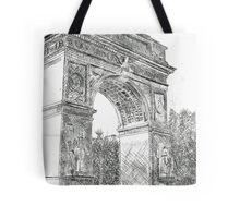 Washington Square Tote Bag