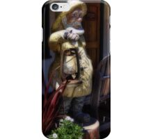 the old mariner iPhone Case/Skin