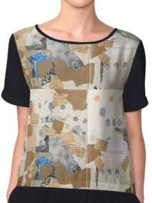 Untitled Women's Chiffon Top