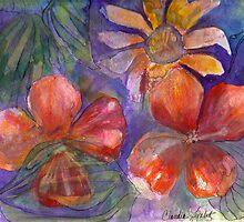 The Wet Garden by Claudia Smaletz
