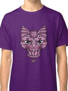 Ornated Cat Classic T-Shirt