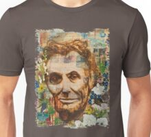 Lincoln Crossed My Mind Unisex T-Shirt