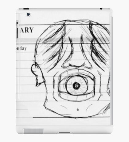 Jan 11 - Overcompensation iPad Case/Skin