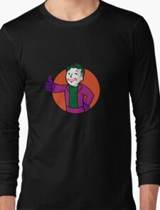 Joke Boy Long Sleeve T-Shirt