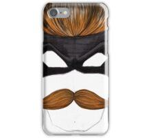 Mustache Bandit iPhone Case/Skin