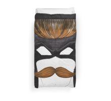 Mustache Bandit Duvet Cover