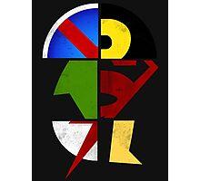 YJ Emblem Photographic Print
