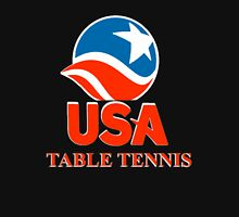Team USA Table Tennis - Ping Pong Unisex T-Shirt