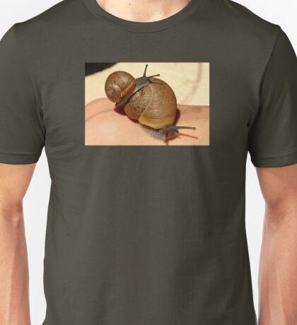 Snail Family Unisex T-Shirt