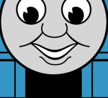 thomas train Sticker