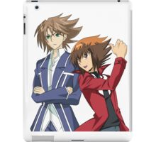 Kai and Jaden iPad Case/Skin