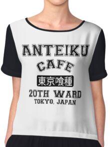 Anteiku Cafe Tokyo Ghoul Chiffon Top