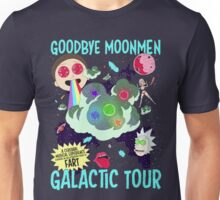Goodbye Moonmen Galactic tour Rick Collage Unisex T-Shirt
