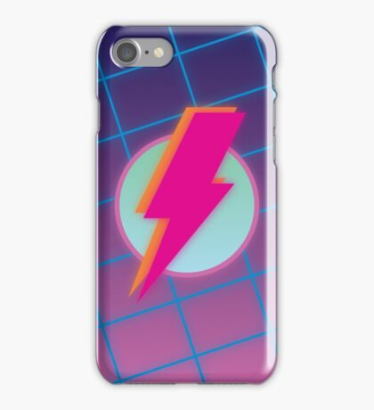 Rad Lightning iPhone Case/Skin