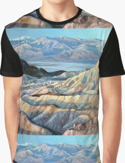 Death Valley California Graphic T-Shirt
