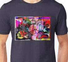 Abstract Madness 1 Unisex T-Shirt