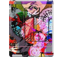 Abstract Madness 1 iPad Case/Skin