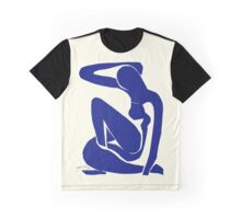 In the style of Matisse Graphic T-Shirt