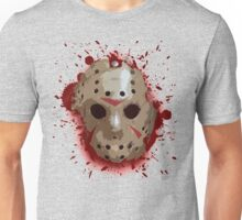 FRIDAY THE 13TH - Bloody Mask Unisex T-Shirt
