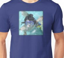 Face Under Water Unisex T-Shirt