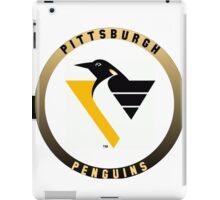 Pittsburgh Penguins vintage logo (est. 1967) iPad Case/Skin