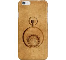 Steam punk abstract iPhone Case/Skin
