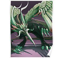 Nova Dragon - Final Fantasy IX Poster