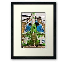 Helicopter (1) Framed Print