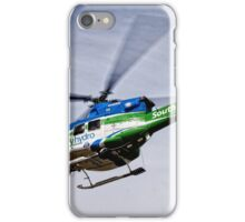 Helicopter (2) iPhone Case/Skin