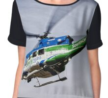 Helicopter (2) Chiffon Top
