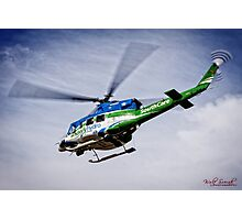 Helicopter (2) Photographic Print
