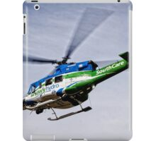 Helicopter (2) iPad Case/Skin