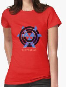 CHVRCHES T-Shirt / Phone case / Mug Womens Fitted T-Shirt
