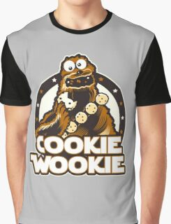 Wookie Cookie Parody Graphic T-Shirt