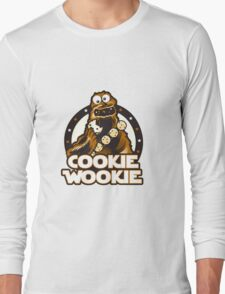 Wookie Cookie Parody Long Sleeve T-Shirt