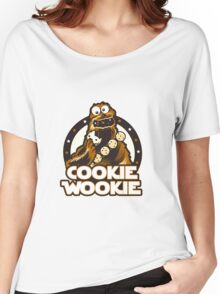 Wookie Cookie Parody Women's Relaxed Fit T-Shirt