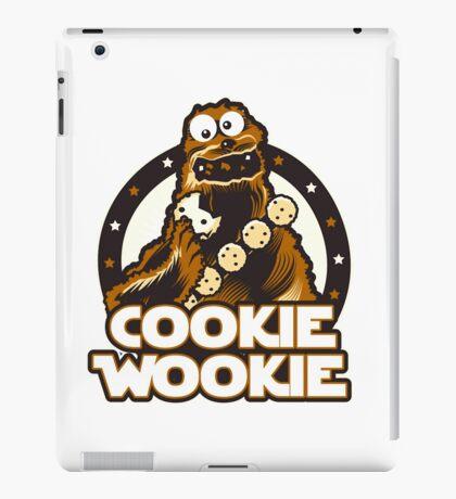 Wookie Cookie Parody iPad Case/Skin