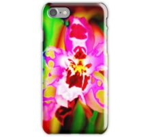 4425 Psychedelic Orchid iPhone Case/Skin