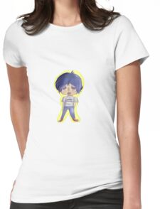 Rolling out of Aeroplanes Womens Fitted T-Shirt