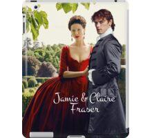 Outlander/Jamie & Claire Fraser iPad Case/Skin