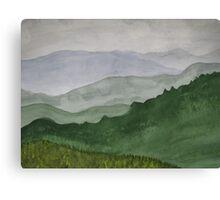 Bridge Between Earth and Sky Canvas Print