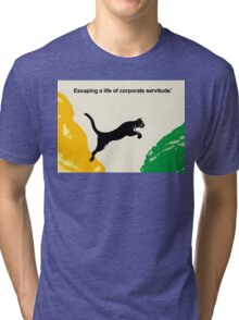 Corporate Servitude Tri-blend T-Shirt
